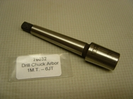 MT1 Drill Chuck Arbor [Stk. No. GAT-16]