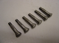 6mm Watchmakers Lathe Collet Set 1[6WLCS1]