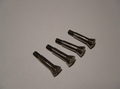 6mm Watchmakers Lathe Collet Set 3[6WLCS3]