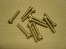 M4 x 25 Cap Head Screws [M4x25CPP]
